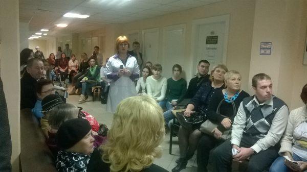 Патологоанатомическое отделение максимилиановской больницы